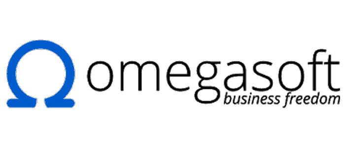 logo omegasoft, software indonesia, software POS, software developer