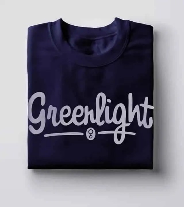 kaos greenlight original, jual kaos brand murah, merawat kaos original