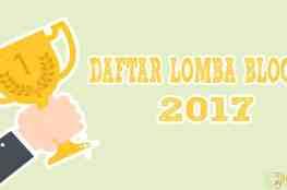 lomba blog juli 2017, lomba menulis juli, deadline blog juli, lomba juli, lomba artikel, kontes blog juli, blog competition