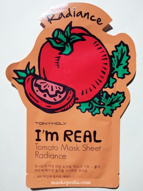 Tony Moly I'm Real Tomato Mask