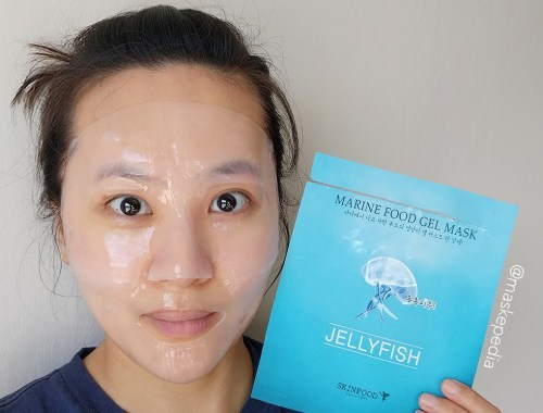 Skinfood Marine Food Gel Mask Jellyfish