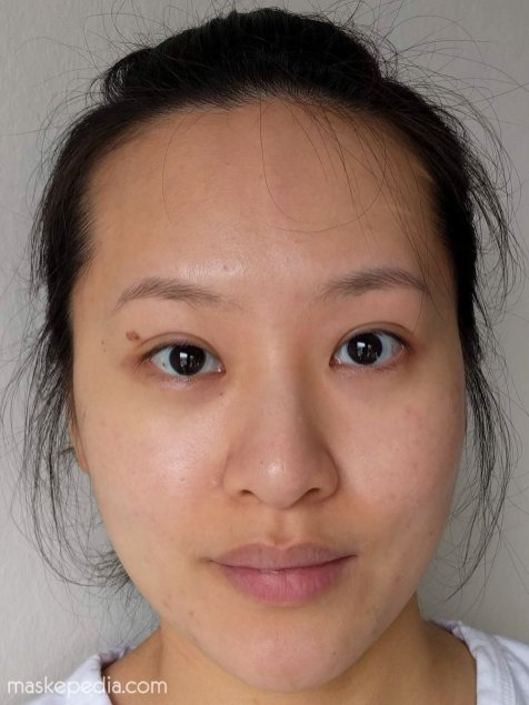 23 Years Old Inthera Silfting Petit Mask
