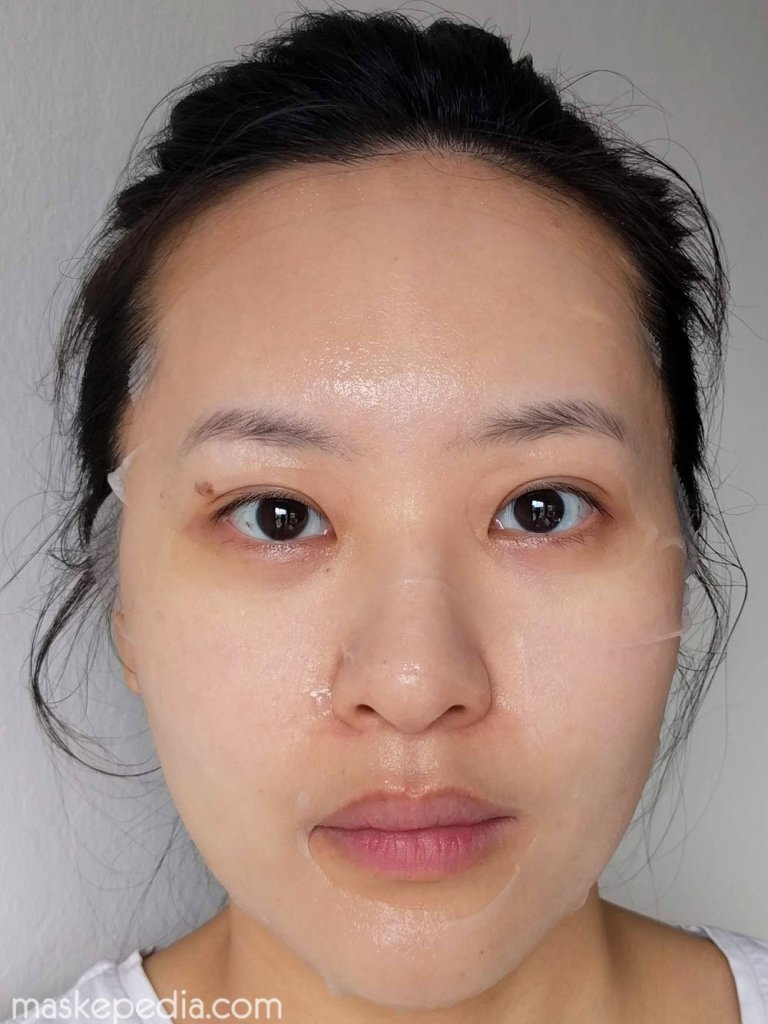 Annie's Way Pearl + Hyaluronic Acid Brightening Mask