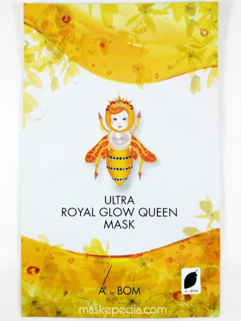 A. By Bom Ultra Royal Glow Queen Mask