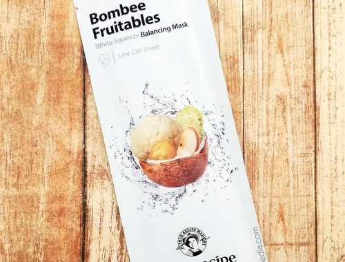 Papa Recipe Bombee Fruitables White Squeeze Balancing Mask