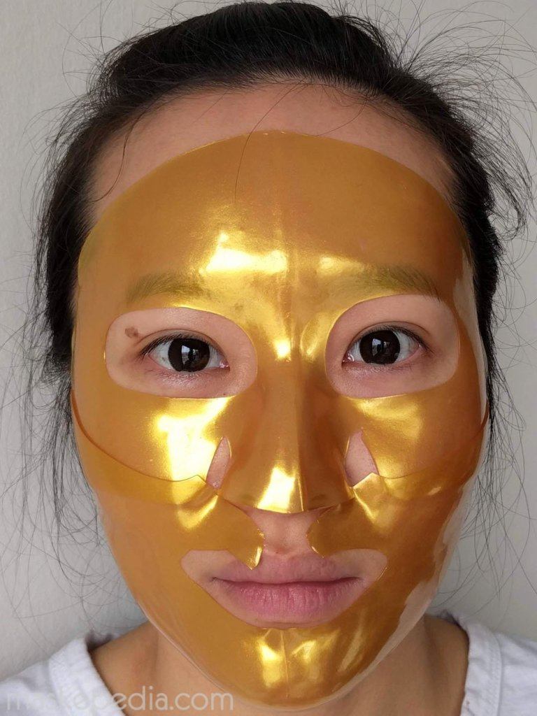 ID.AZ Dermastic Golden-Fit Mask