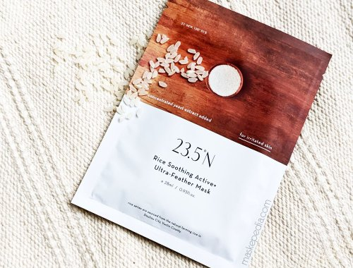 23.5N Rice Soothing Active+ Ultra-Feather Mask