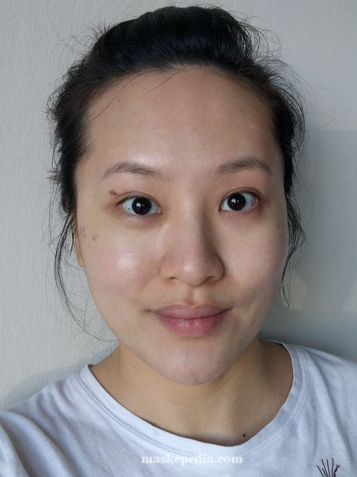 NOHJ Healing Mask – Anti-Pore