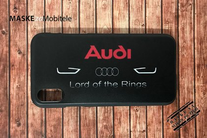 iPhone x xs maska audi