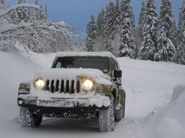 Fem saker att ha i bilen på vintern