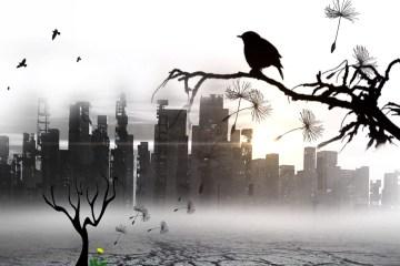 Världen vi byggde är världen vi måste riva - död åt konsumtionssamhället