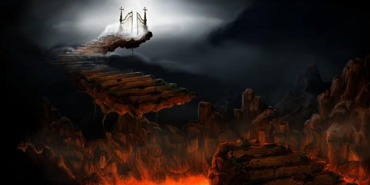 Vilket är ditt helvetesscenario?