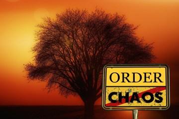 Konflikter och kaos är naturligt och bra
