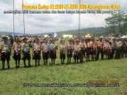 SDN Karanglewas Kidul membagi bibit tanaman pada acara Jambore LT II Kwartir Ranting Kecamatan Karanglewas 2015 (9)