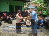 door prize fourteen adventure pada acara Bina Lingkungan dan Konservasi Sempadan Sungai Serayu desa Pegalongan Patikraja (3)