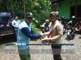 door prize fourteen adventure pada acara Bina Lingkungan dan Konservasi Sempadan Sungai Serayu desa Pegalongan Patikraja (4)