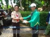 door prize fourteen adventure pada acara Bina Lingkungan dan Konservasi Sempadan Sungai Serayu desa Pegalongan Patikraja (6)