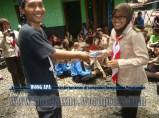 door prize fourteen adventure pada acara Bina Lingkungan dan Konservasi Sempadan Sungai Serayu desa Pegalongan Patikraja (7)