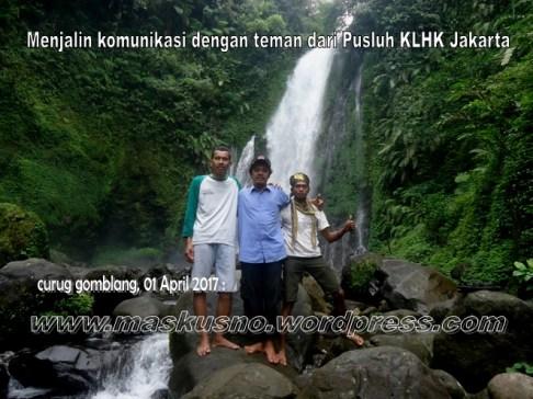 komunikasi masyarakat desa hutan, PKSM, pak Victor (PUSLUH) KLKH (15)