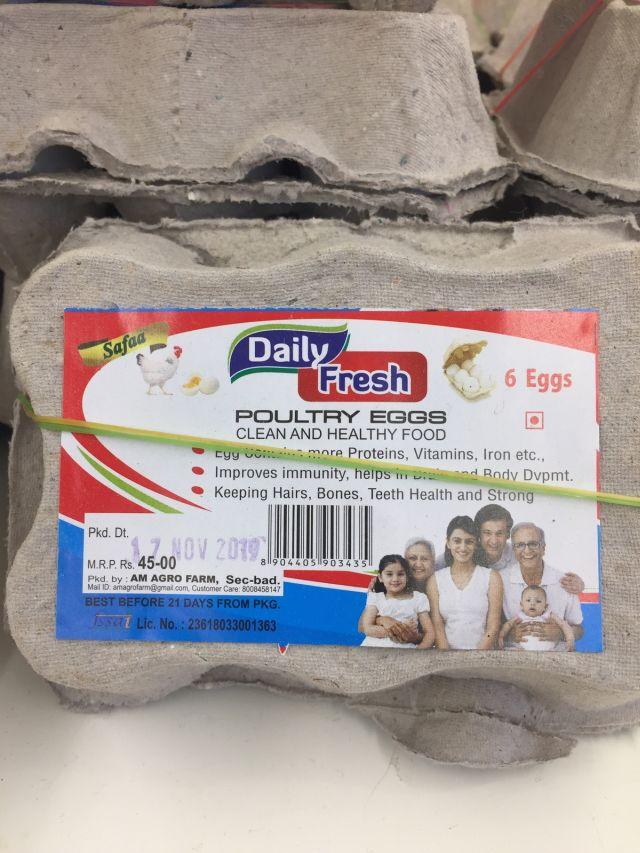 Las cualidades únicas de los huevos benefician a los consumidores de todas las edades