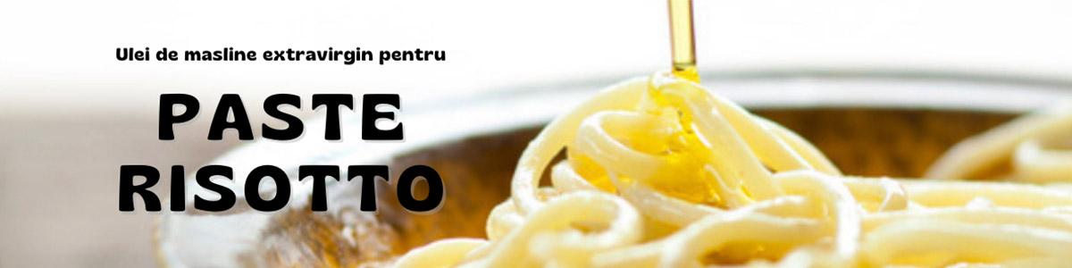 ulei de masline pentru paste risotto