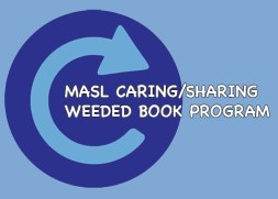 MASL Weeded Book Program Logo