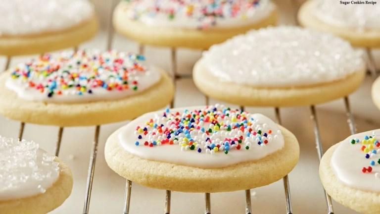 Pecan Puff Cookies Recipe, Sugar Cookies, and Brownies