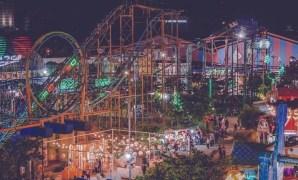Carnival Park Surabaya Selalu Mencuri Perhatian, Kini Rata dengan Tanah