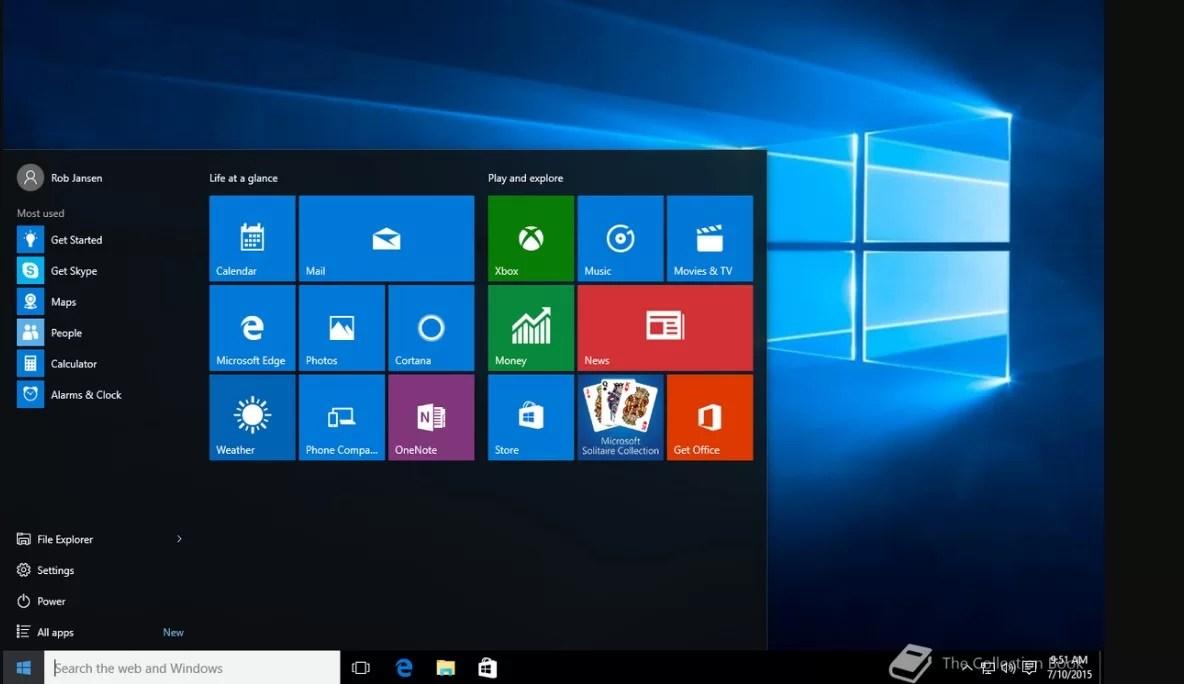 Cara Menginstal Windows 10 dengan Flashdisk