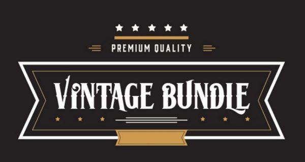 Font Vintage Bundle