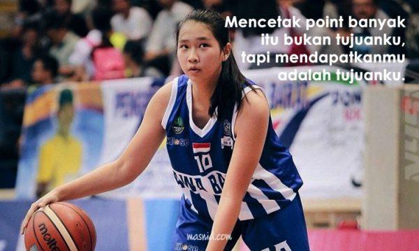 quotes cinta anak basket