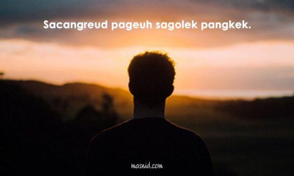 kata mutiara bahasa sunda kahuripan buhun