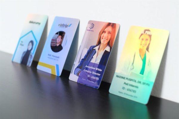 ukuran id card secara umum