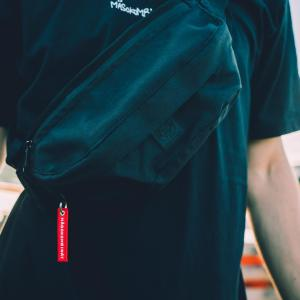 waist bag masokombinat black