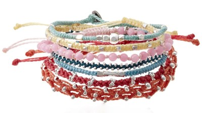 Wakami All One 7-set armband Spring Break WA0538-06