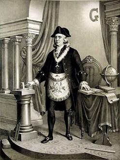 Benjamin Frankiln, científico y masón