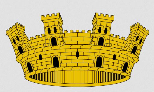 corona de república