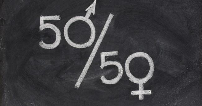 La igualdad de género está en el cerebro