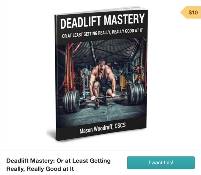 deadlift mastery mason woodruff