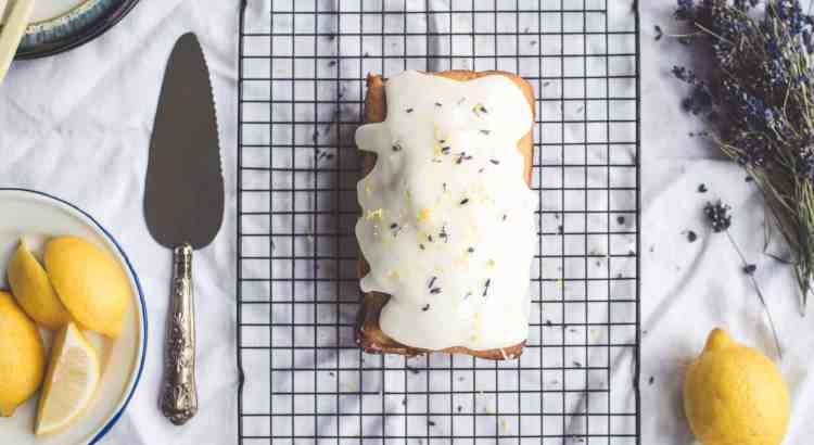 how to make low calorie lemon cake with protein icing masonfit