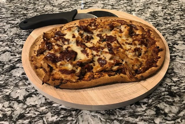 bbq pizza slow cooker crockpot pulled pork recipes