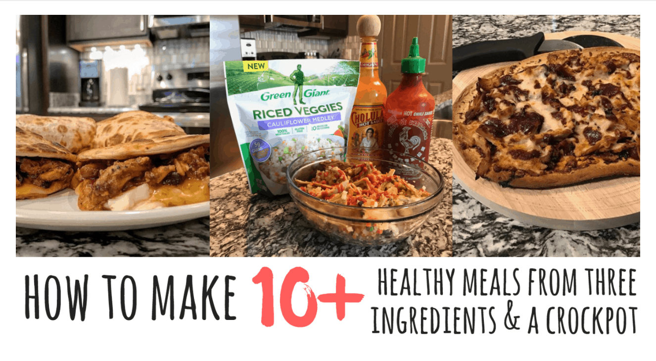 How to Make Quick and Low-Cost Meals: Healthy, High-Protein Pizza, Nachos, Sandwiches, and More