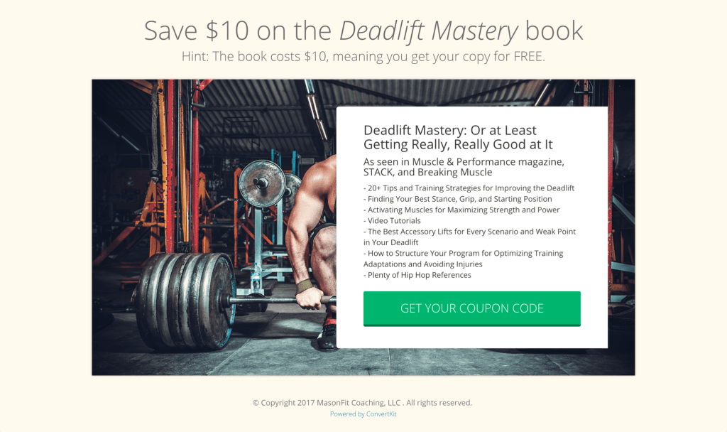 deadlift mastery mason woodruff