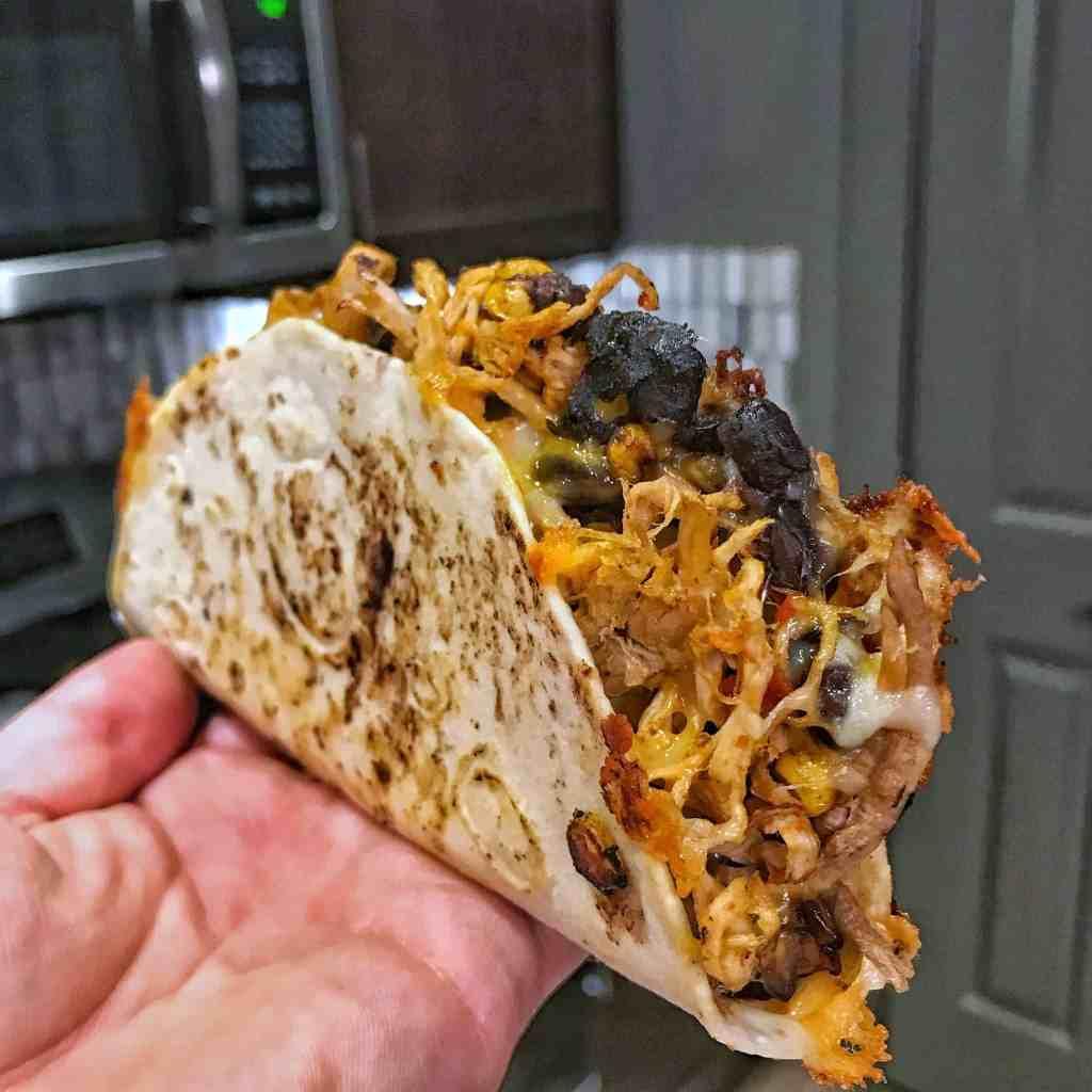 burrito bowls grilled quesadilla