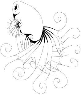 swirlyfish 1 nbg