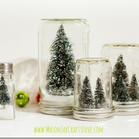 Anthropologie Snow Globes