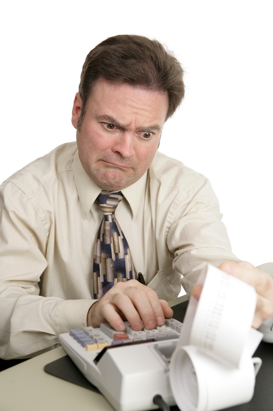 Image result for bad accounting