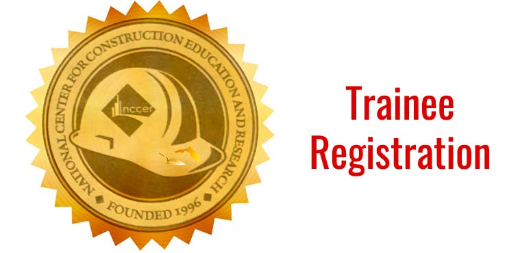 NCCER Trainee Registration
