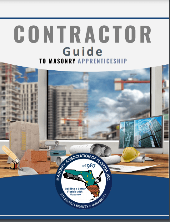 MAF Contractor Guide to Masonry Apprenticeship