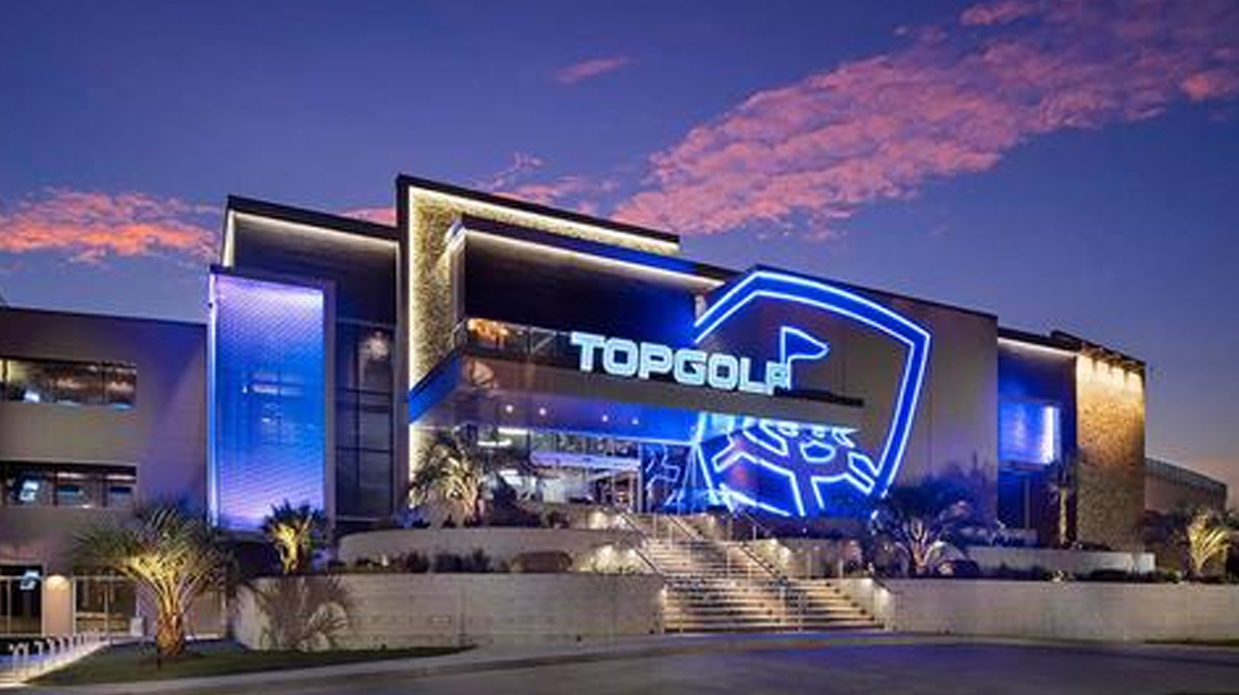 Top Golf – Webster